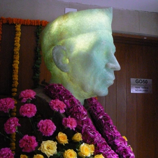 Glass Portrait – NEHRU